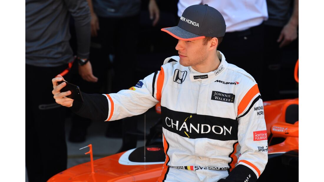 Stoffel Vandoorne - McLaren - Formel 1 - GP Brasilien - 12. November 2017