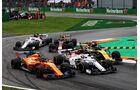 Stoffel Vandoorne - McLaren - Formel 1 - GP Italien - 02. September 2018