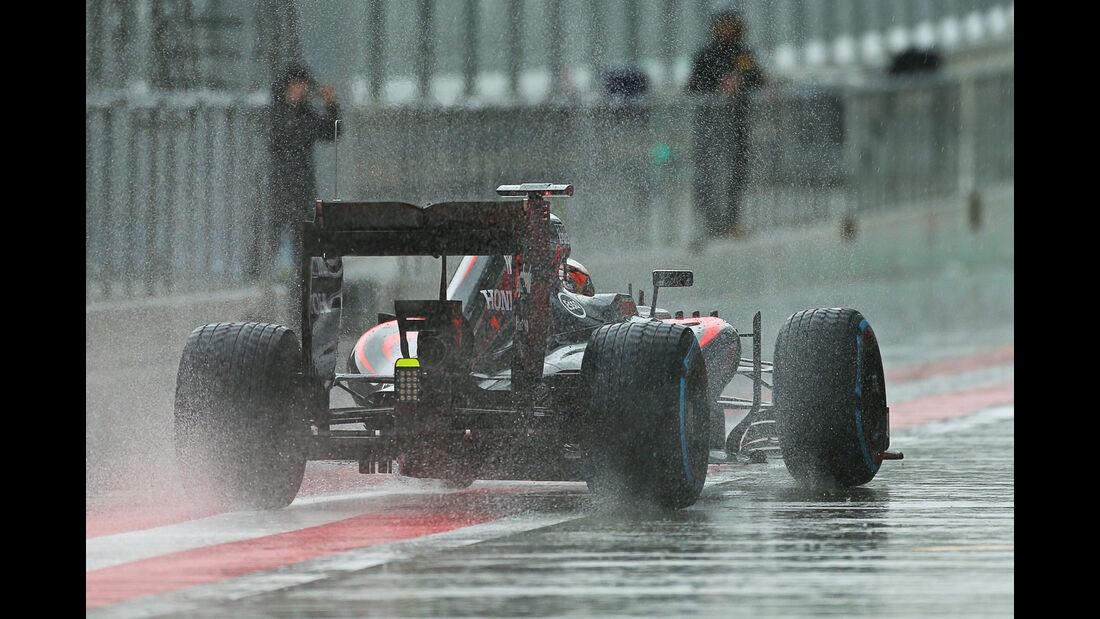 Stoffel Vandoorne - McLaren - Formel 1 - Test - Spielberg - 23. Juni 2015
