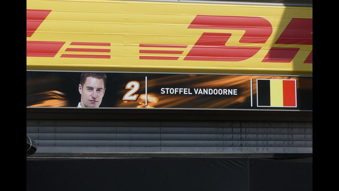 Stoffel Vandoorne - McLaren - GP Belgien - Spa-Francorchamps - Formel 1 - 23. August 2017