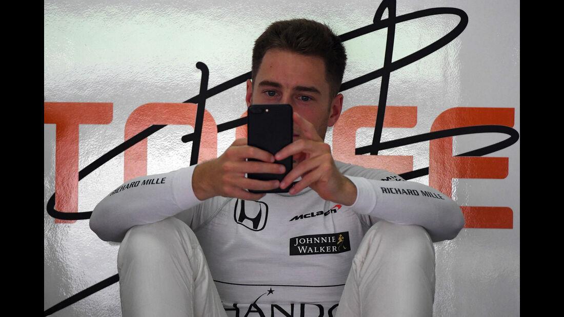 Stoffel Vandoorne - McLaren - GP Malaysia - Sepang - 29. Oktober 2017