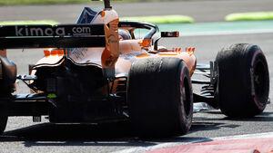 Stoffel Vandoorne - McLaren - GP Mexiko 2018
