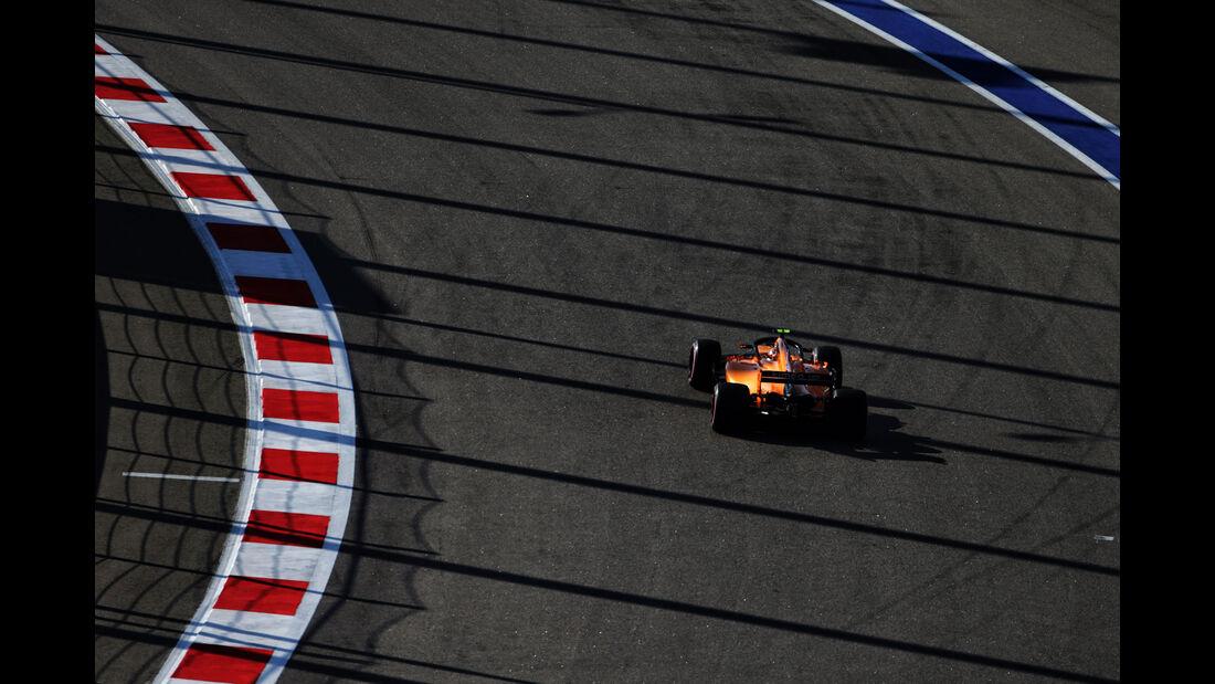 Stoffel Vandoorne - McLaren - GP Russland 2018 - Sotschi - Qualifying