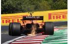 Stoffel Vandoorne - McLaren - GP Ungarn - Budapest - Formel 1 - 27.7.2018