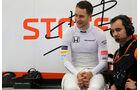 Stoffel Vandoorne - McLaren-Honda - GP Bahrain 2017