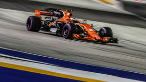 Stoffel Vandoorne - McLaren-Honda - GP Singapur - Qualifying
