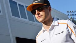 Stoffel Vandoorne - McLaren-Renault - Formel 1 - GP Aserbaidschan - 26. April 2018