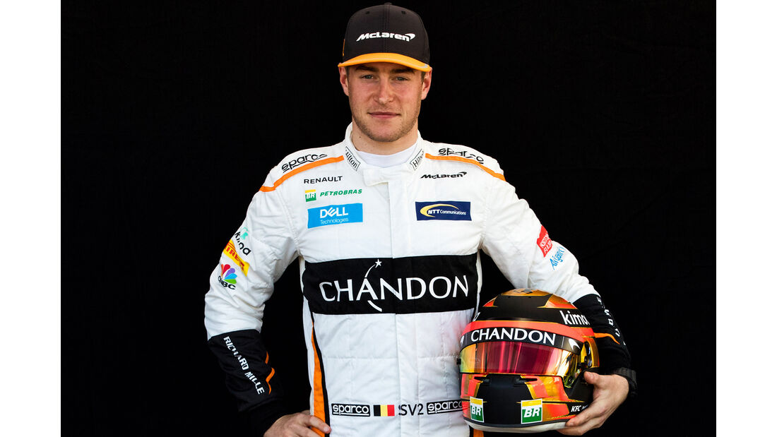 Stoffel Vandoorne - Porträt - Formel 1 - 2018