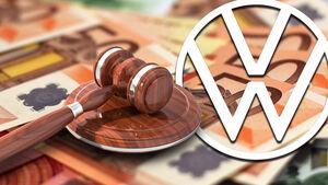 Strafe Dieselskandal Gericht Urteil Volkswagen VW