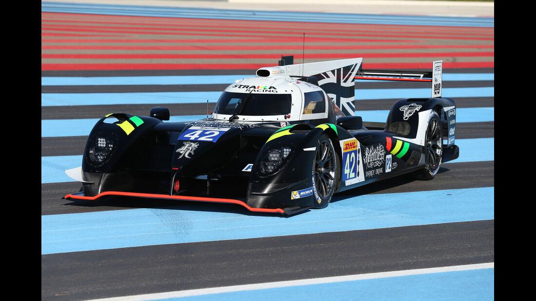 Strakka Racing Done S103 - Paul Ricard - Le Mans-Prolog - 26. März 2015