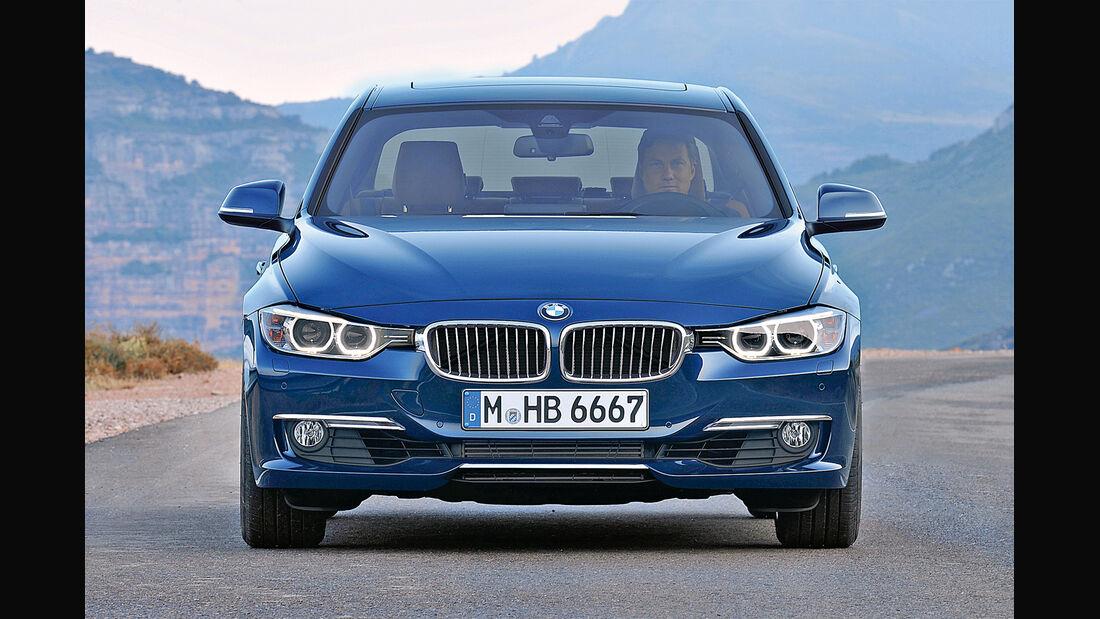 Streaming-Dienste, BMW 320d