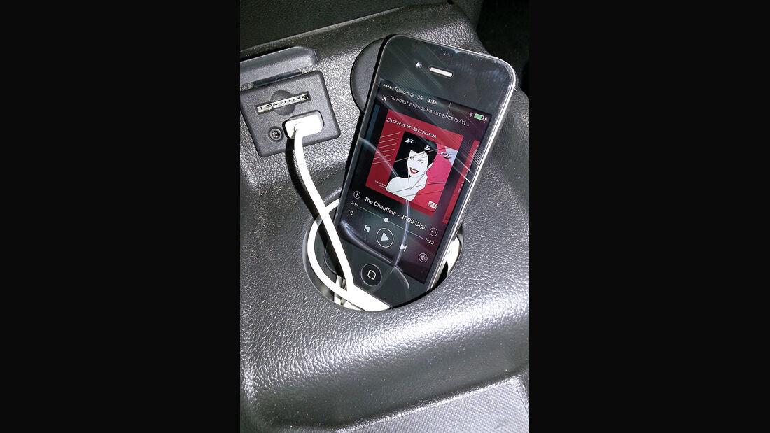 Streaming-Dienste, iPhone