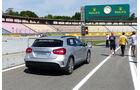 Strecken-Fahrzeug - Formel 1 - GP Deutschland - Hockenheim - 17. Juli 2014