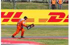 Streckenposten - GP England 2014