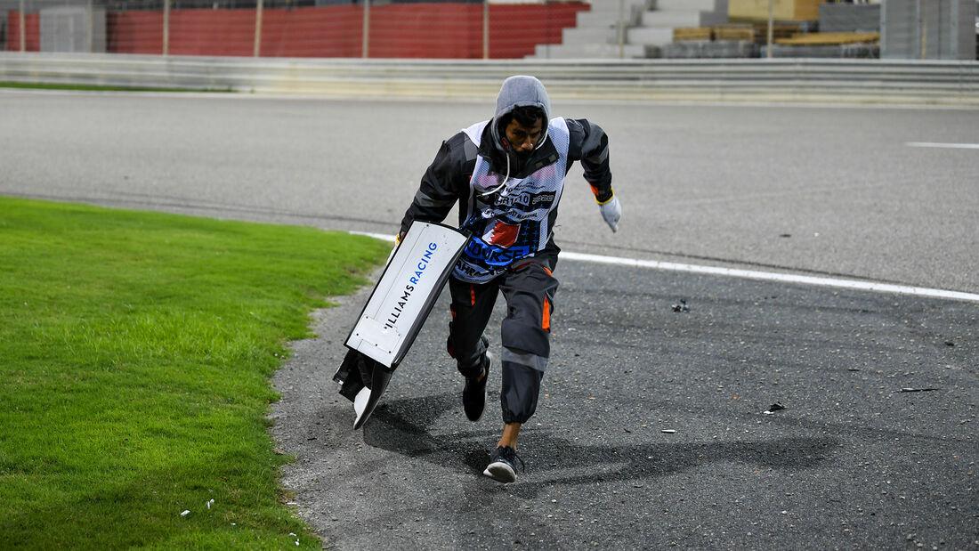Streckenposten - GP Sakhir 2020 - Bahrain - Rennen