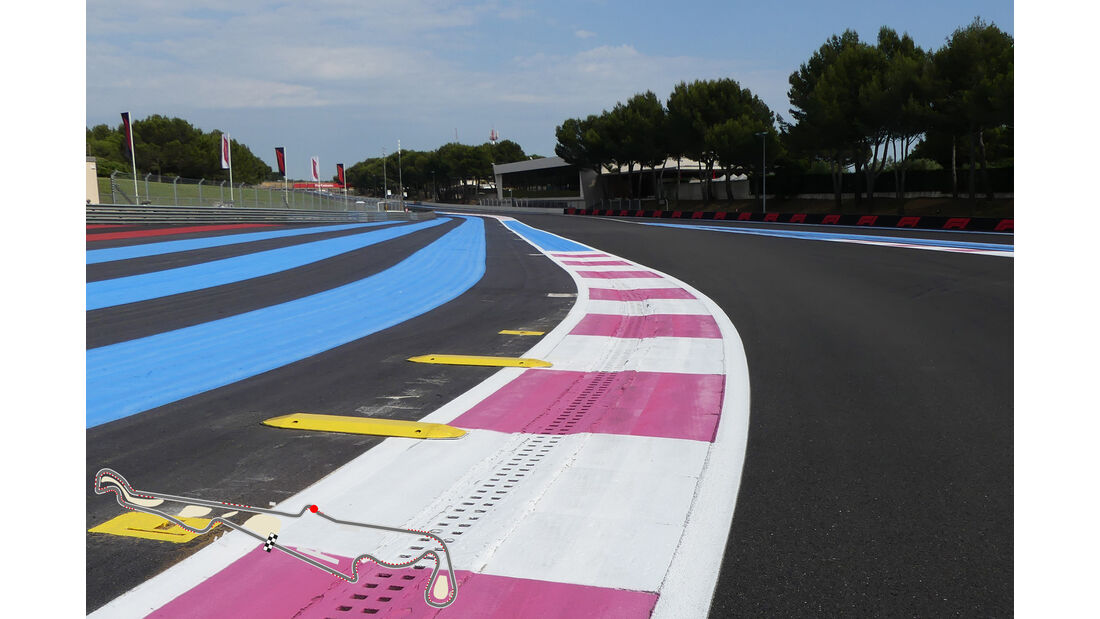 Streckenrundgang - Trackwalk - GP Frankreich - Circuit Paul Ricard - 2018