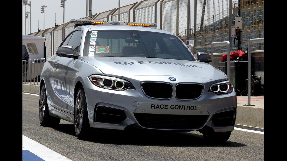 Streckensicherungsfahrzeug - Formel 1 - GP Bahrain - 16. April 2015