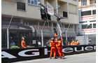 Streckeposten - Formel 1 - GP Monaco - 27. Mai 2016