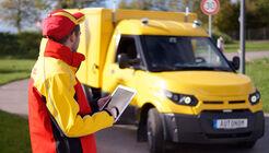 Streetscooter autonom