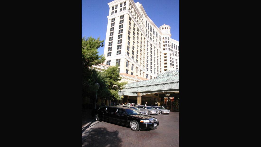 Stretch-Limousinen Las Vegas