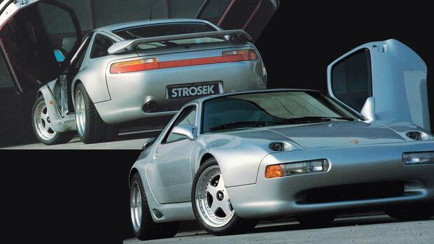 Strosek 928 Ultra Wing 1992 (Autosalon Genf)