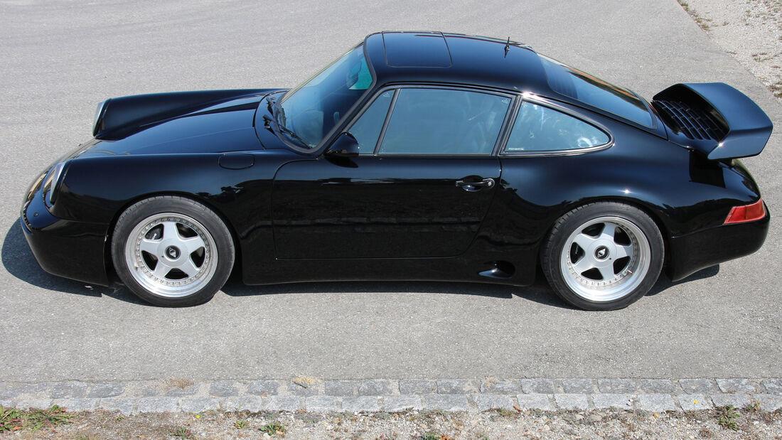 Strosek Porsche 964 911 Tuning