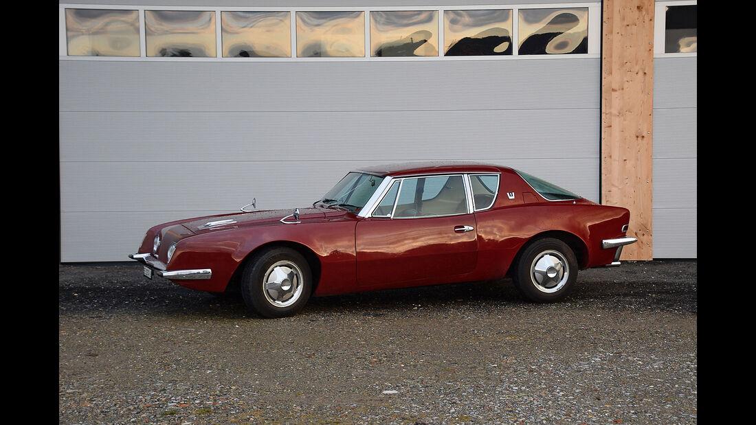 Studebaker Avanti 1963 Oldtimer Autktion Toffen