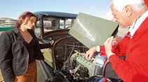 Studebaker Dictator 6 GE, Motor