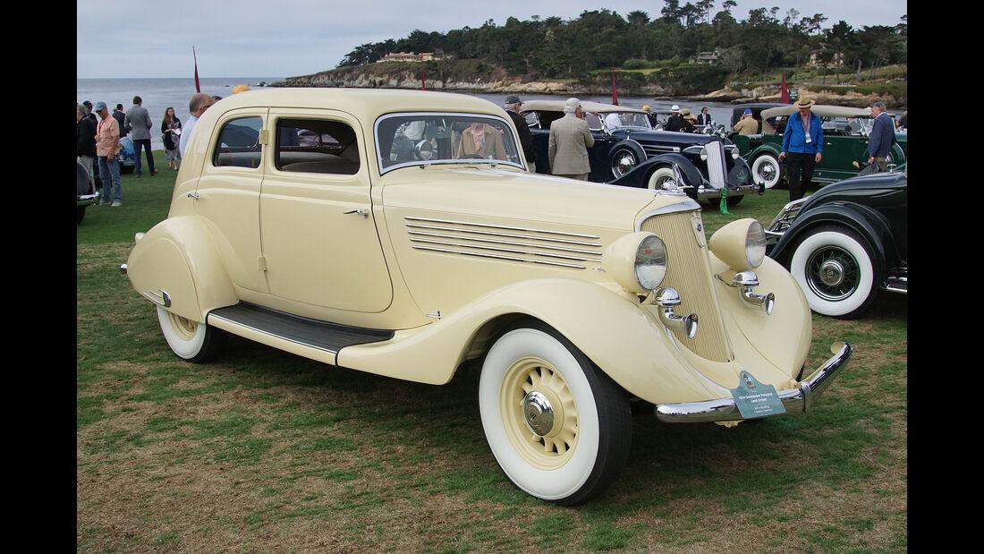 Studebaker President Land Cruiser 1934