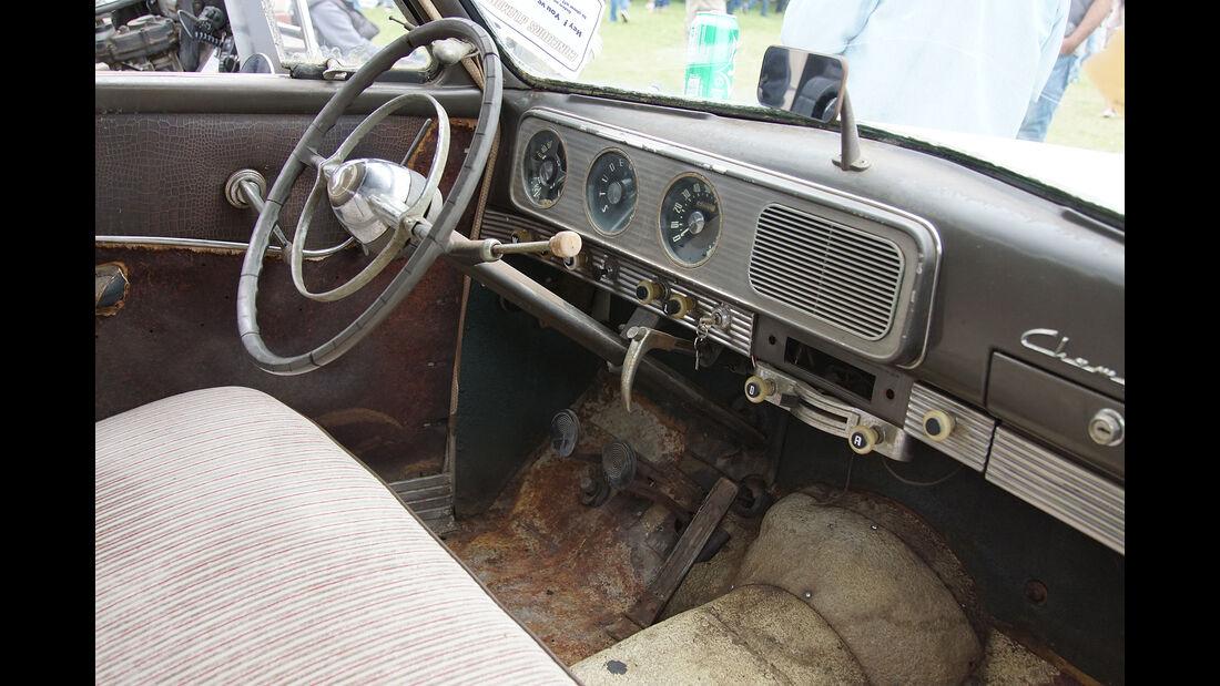 Studebaker Starlight Coupé Regal Deluxe 1949