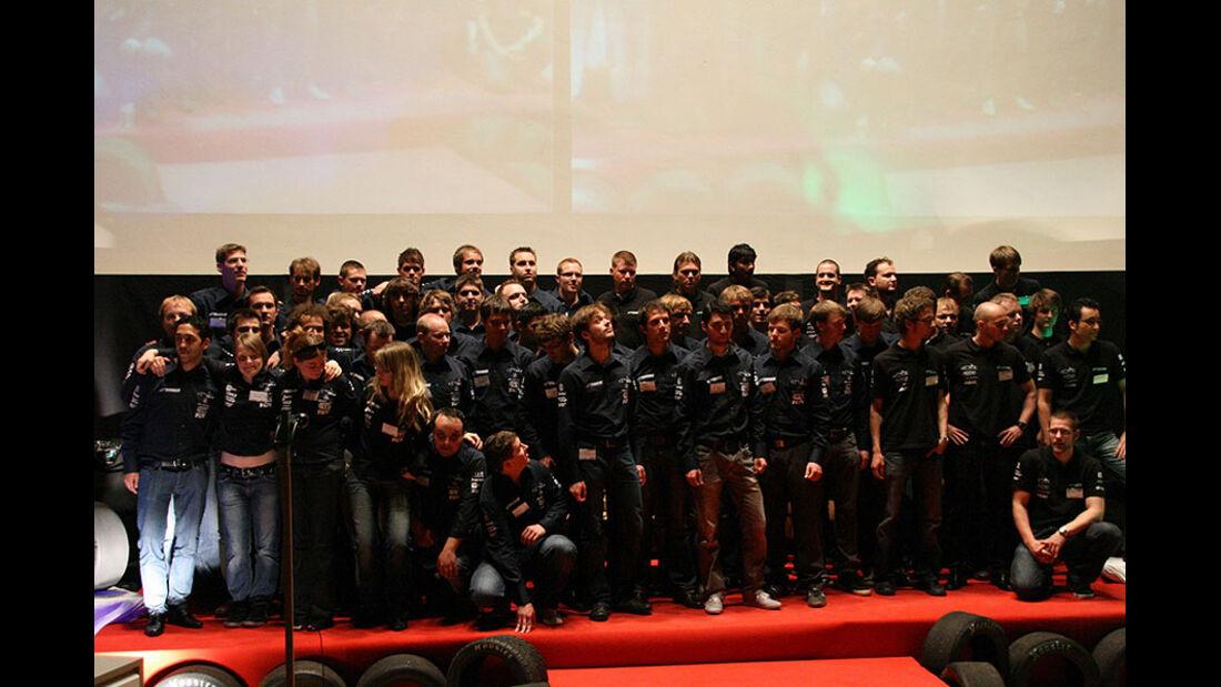 Studenten der Uni Stuttgart