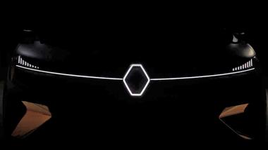 Studie Renault Megane Elektro-SUV