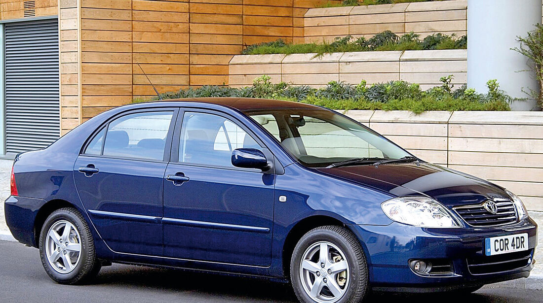 Stufenheck-Limousinen, Toyota Corolla 1.5 VVT-i SO