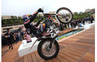 Stunt - Formel 1 - GP Monaco - 25. Mai 2013