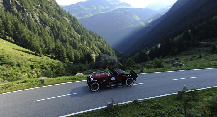 Stutz Bearcat -  Silvretta Classic 2010