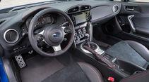 Subaru BRZ, Cockpit