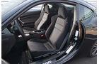 Subaru BRZ, Fahrersitz