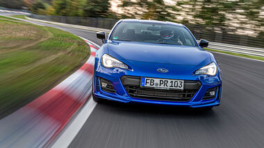 Subaru BRZ Final Edition, Exterieur