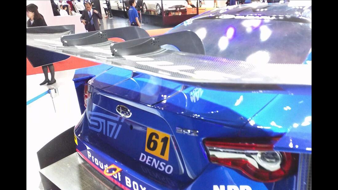 Subaru BRZ STI Performance