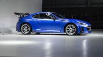 Subaru BRZ STi concept New York 2015