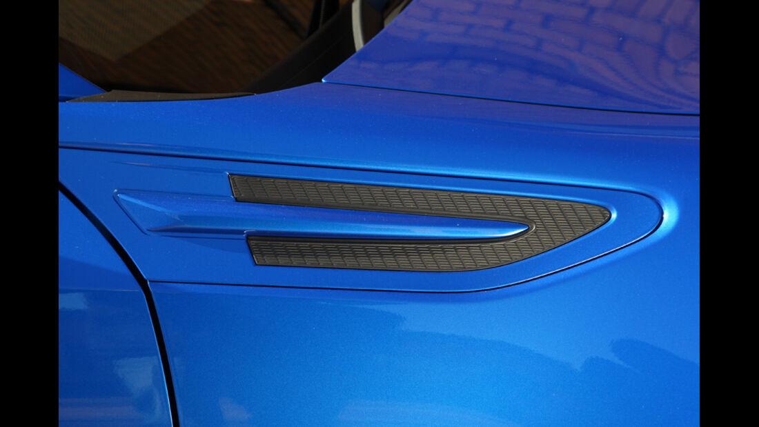 Subaru BRZ, Seitenschlitz, Luftschlitz