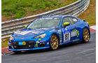 Subaru BRZ - Startnummer: #197 - Bewerber/Fahrer: Lutz Richter, Armin Schwarz, Rainer Bastuck, Ingo Bender - Klasse: V3