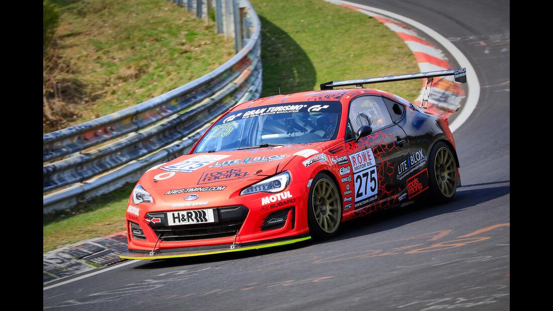 Subaru BRZ - Startnummer #275 - SP3 - VLN 2019 - Langstreckenmeisterschaft - Nürburgring - Nordschleife