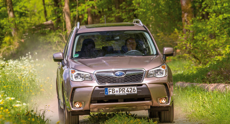 subaru forester 2 0 xt platinum im test auto motor und sport. Black Bedroom Furniture Sets. Home Design Ideas