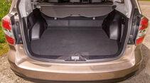 Subaru Forester 2.0 XT Platinum, Kofferraum