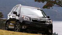 Subaru Forester 2013 Premiere