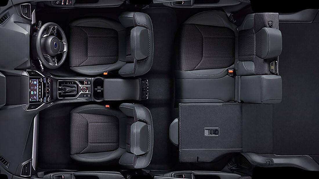 Subaru Forester Facelift 2022 Japan