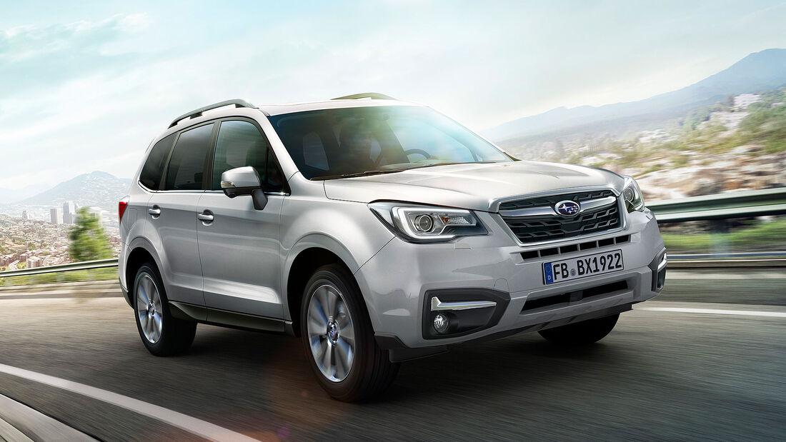 Subaru Forester Modelljahr 2019