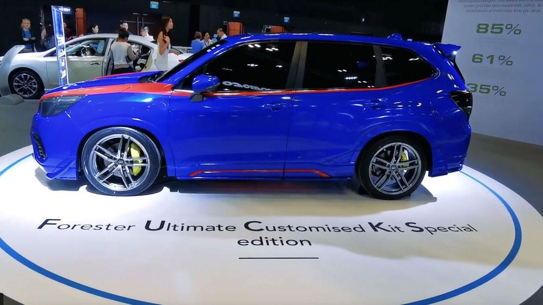 Subaru Forester Ultimate Customized Kit