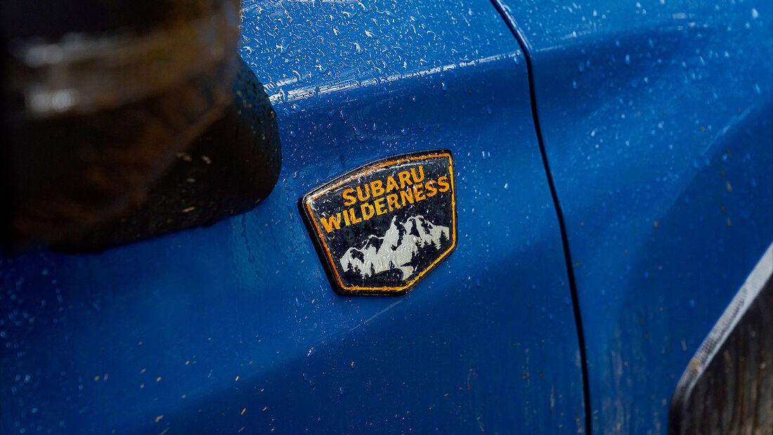 Subaru Forester Wilderness Teaser